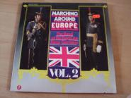 The Band of the Royal Force Germany,Marching around Europe vol.2