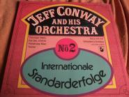Jeff Conway and his Orchestra -  No. 2 - Internationale Standarderfolge