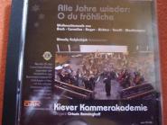 Alle Jahre wieder: O du fröhliche Kiever Kammerakademie