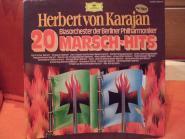 20 Marsch Hits - Blasorchester Berliner Philharmoniher, H.Karajan