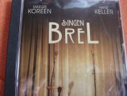 Maegie Koreen und Hans Keller - Singing Brel