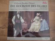 W.A.Mozart,Die Hochzeit des Figaros,A.Kupper,M.Stader,E.Trötschel u.a.