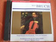 4 Konzertstücke für Violincello Max Bruch, Michael Boder,Orchester Südwestfunk