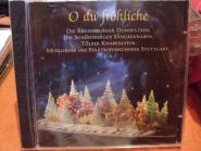 Oh du fröhliche - Weihnachtsmusik mit bekannten Chören