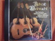 Das deutsche Gitarren Quartett - Advent Weihnacht