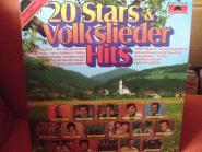 20 Stars & Volkslieder Hits