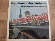20 Jahre Düsseldorfer Fanfaren Korps,Fanfaren der Heimat - Düsseldorf grüßt die Welt