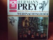 Hermann Prey, Tölzer Knabenchor singen Weihnachtslieder