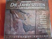 Haydn,Die Jahreszeiten,Life aus dem Konzerthaus,Freiburger Edition