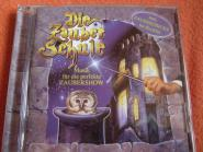 Die Zauberschule - Musik für die perfekte Zaubershow
