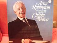 Artur Rubinstein spielt Chopin Walzer