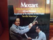 Mozart Klavierkonzerte - Academy St.Marin,N.Marriner,A.Brendel