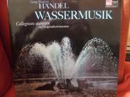 Händel Wassermusik - Collegium aureum auf Original Instrumenten