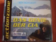 Das Genie der CIA: actionzone - Jugendhörbuch ab 12 Jahren - Ken Roycroft