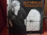 Ulla Meinecke -Wenn schon nicht für immer dann wenigstens für ewig