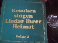 Kosaken singen Lieder Ihrer Heimat Folge 2