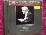Edition Leonard Bernstein Peter Tschaikowsky Sym. 6