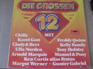 Die grossen 12 , Manuel & Pony, Ken Curtis, Arnold Marquis etc.