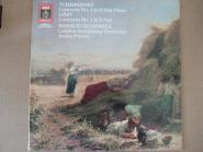 Tschaikowsky Concerto No.1, Liszt Concerto No.1