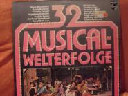 32 Goldene Musical Welterfolge