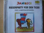 Riesenparty für Den Tiger - Janosch und Hans-Joachim Krietsch (1996