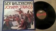 Walzerkönig J. Strauss, New Symphonie Orchester London, Gerhardt, Rothenberger