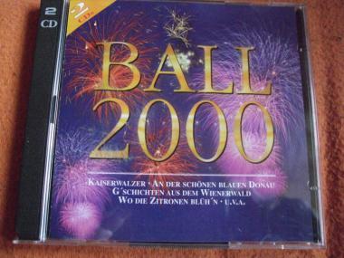 Ball 2000, Orchester Wien,die.Schönherr,Drexler,Kulling