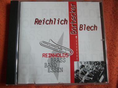 Reinholds Brass Band aus Essen - Reichlich Blech