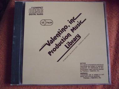 Valentino Sound Libary