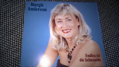 Anderson,Margit  Endlos Ist die Sehnsucht