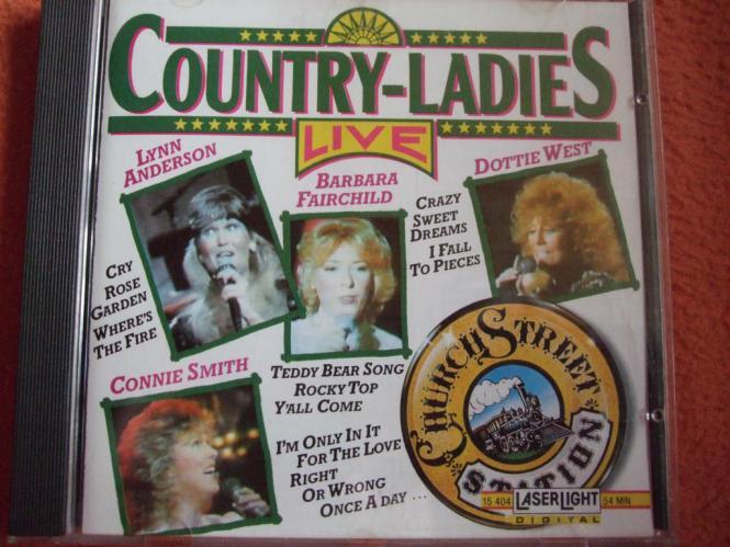 Country-Ladies - Live