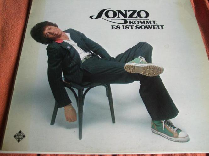 Lonzo Westphal - Kommt, Es Ist Soweit