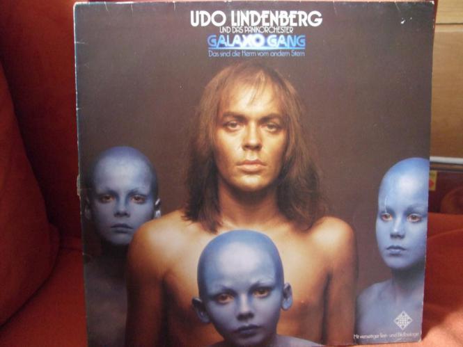 Udo Lindenberg - Galaxo Gang