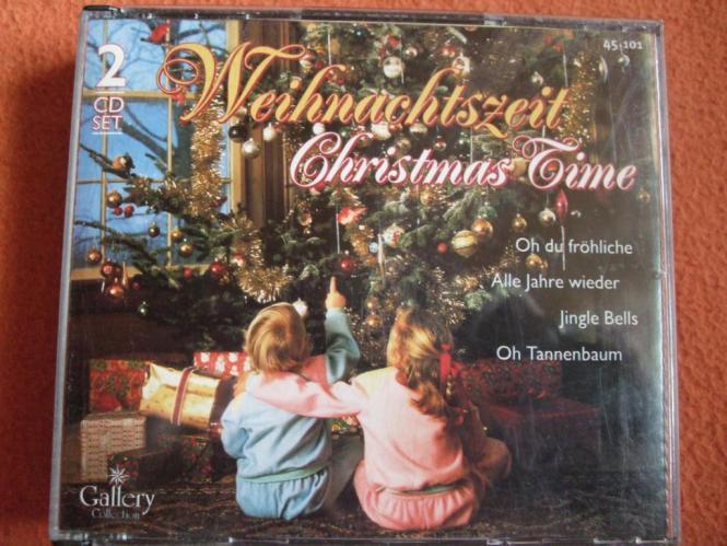 Weihnachtszeit, Christmas Time von Various