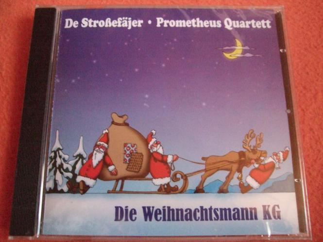 De Stroßejäjer,Prometheus Quartett - Die Weihnachtsmann KG