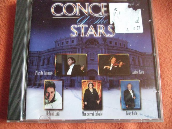 Concert of the stars