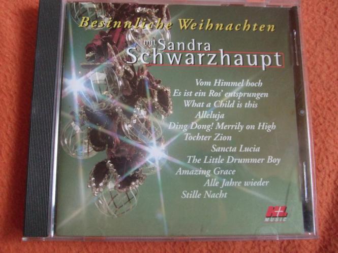 Sandra Schwarzhaupt - Besinnliche Weihnacht
