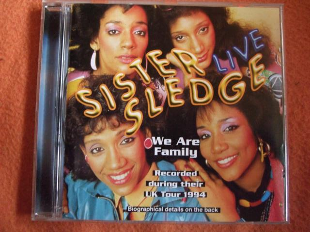 We Are Family-Live - Sister Sledge