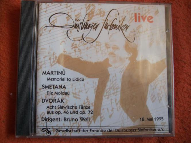 Duisburger Sinfoniker Live