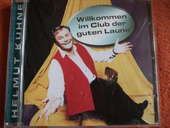 Helmut Kuhne, Club der Guten Laune