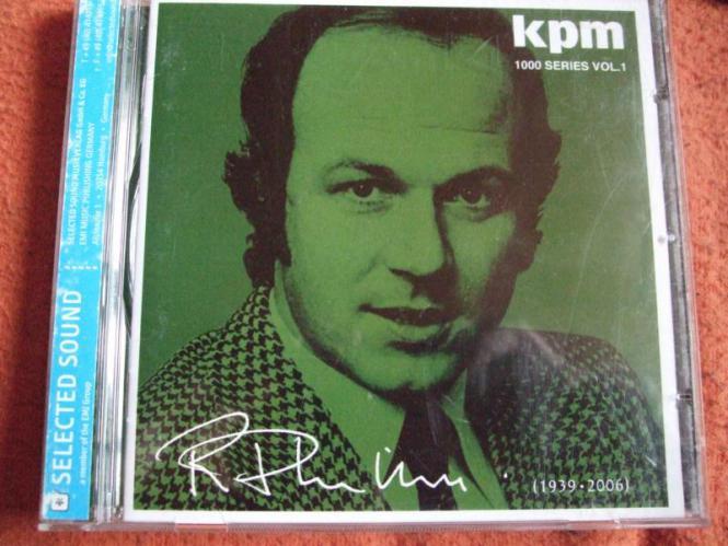 The KPM 1000 Serie Vol.1, Soundlibary